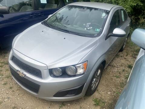 2012 Chevrolet Sonic for sale at Jeffrey's Auto World Llc in Rockledge PA
