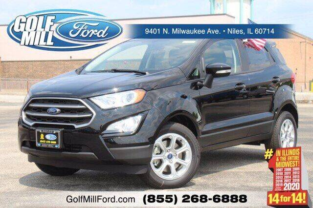 2021 Ford EcoSport for sale in Niles, IL