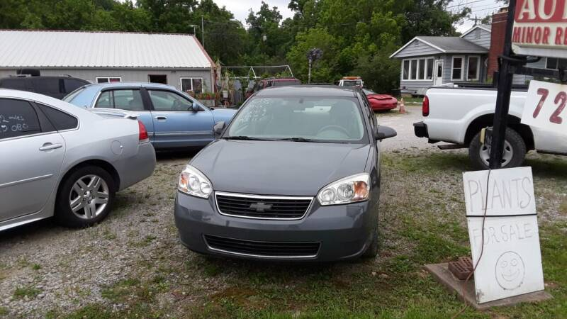 2008 Chevrolet Malibu Classic for sale at Phillips Used Auto Sales in Loveland OH