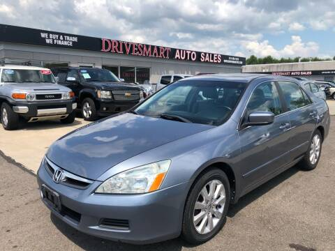 2007 Honda Accord for sale at DriveSmart Auto Sales in West Chester OH