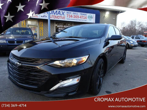 2020 Chevrolet Malibu for sale at Cromax Automotive in Ann Arbor MI