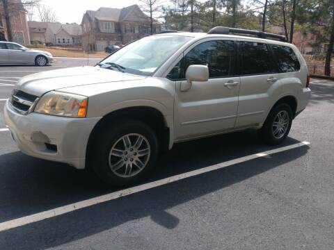 2006 Mitsubishi Endeavor for sale at WIGGLES AUTO SALES INC in Mableton GA