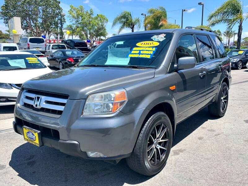 2008 Honda Pilot for sale at Best Car Sales in South Gate CA