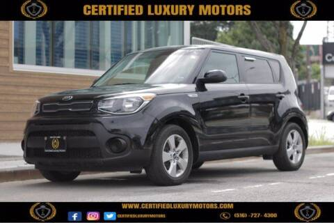 2019 Kia Soul for sale at CERTIFIED LUXURY MOTORS OF QUEENS in Elmhurst NY