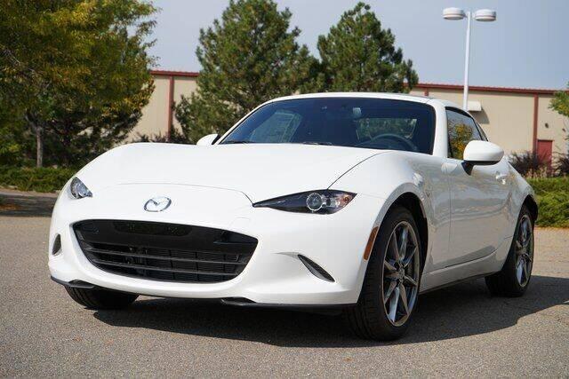 2021 Mazda MX-5 Miata RF for sale at COURTESY MAZDA in Longmont CO