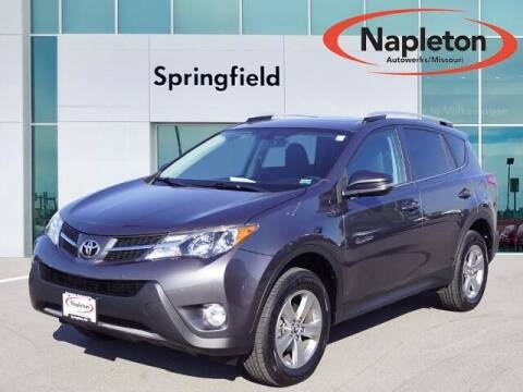 2015 Toyota RAV4 for sale at Napleton Autowerks in Springfield MO