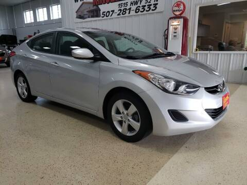 2013 Hyundai Elantra for sale at Kinsellas Auto Sales in Rochester MN
