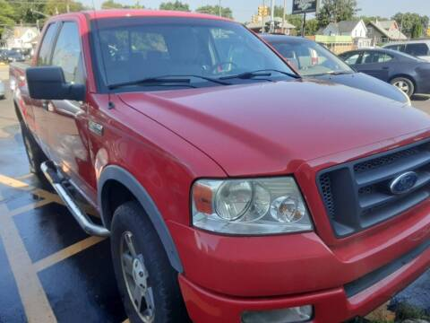 2004 Ford F-150 for sale at New Clinton Auto Sales in Clinton Township MI