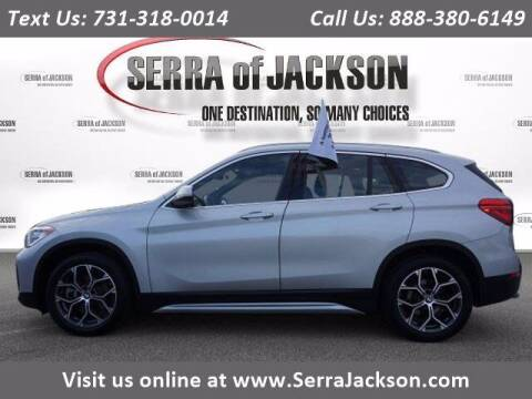 2021 BMW X1 for sale at Serra Of Jackson in Jackson TN