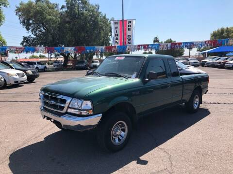 1999 Ford Ranger for sale at Valley Auto Center in Phoenix AZ