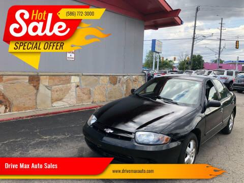 2004 Chevrolet Cavalier for sale at Drive Max Auto Sales in Warren MI