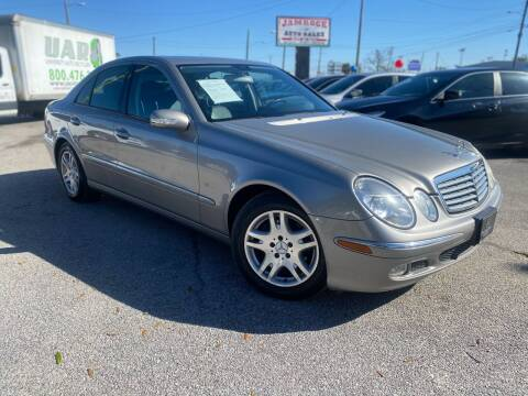 2005 Mercedes-Benz E-Class for sale at Jamrock Auto Sales of Panama City in Panama City FL