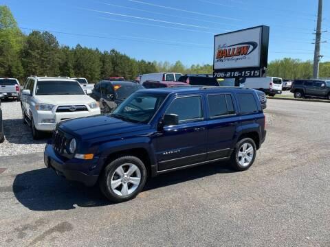 2016 Jeep Patriot for sale at Billy Ballew Motorsports in Dawsonville GA