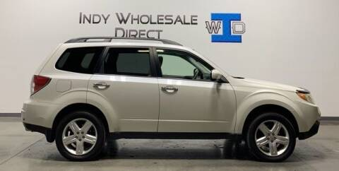 2010 Subaru Forester for sale at Indy Wholesale Direct in Carmel IN