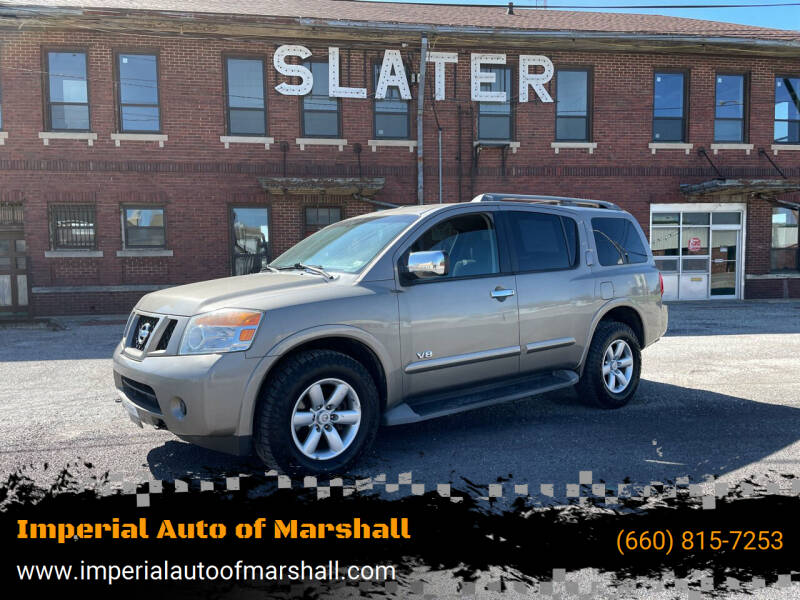 2008 Nissan Armada for sale at Imperial Auto of Slater in Slater MO