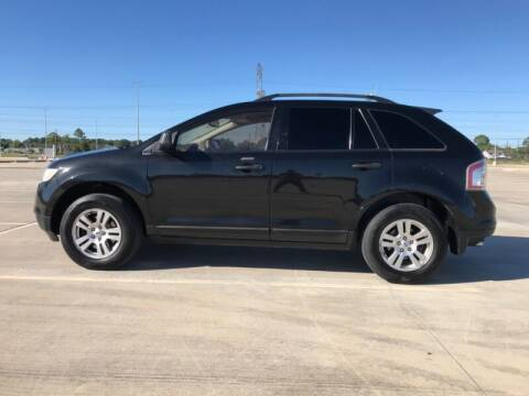 2010 Ford Edge for sale at ALL AMERICAN FINANCE AND AUTO in Houston TX