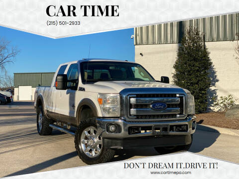 2013 Ford F-250 Super Duty for sale at Car Time in Philadelphia PA