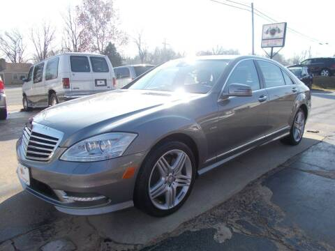 2012 Mercedes-Benz S-Class for sale at High Country Motors in Mountain Home AR