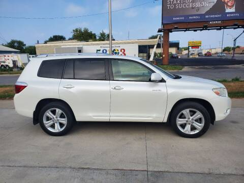 2010 Toyota Highlander for sale at GOOD NEWS AUTO SALES in Fargo ND