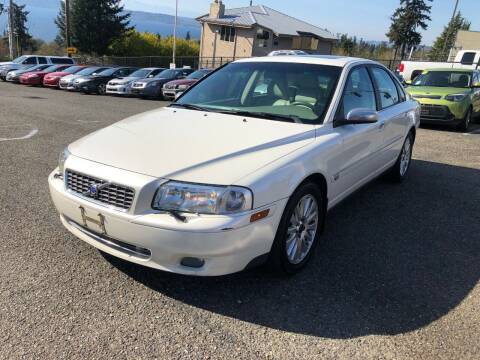 2004 Volvo S80 for sale at KARMA AUTO SALES in Federal Way WA