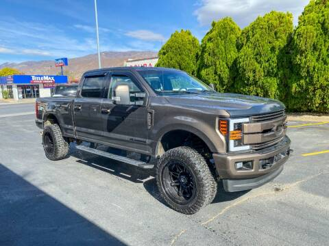 2017 Ford F-350 Super Duty for sale at Hoskins Trucks in Bountiful UT