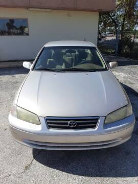2000 Toyota Camry for sale at Easy Credit Auto Sales in Cocoa FL