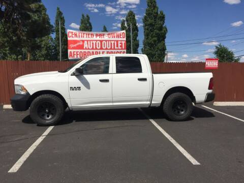 2014 RAM Ram Pickup 1500 for sale at Flagstaff Auto Outlet in Flagstaff AZ