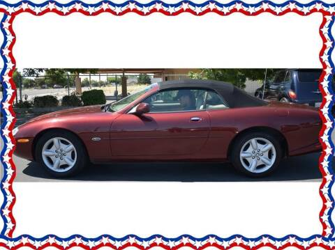 1999 Jaguar XK-Series for sale at American Auto Depot in Modesto CA