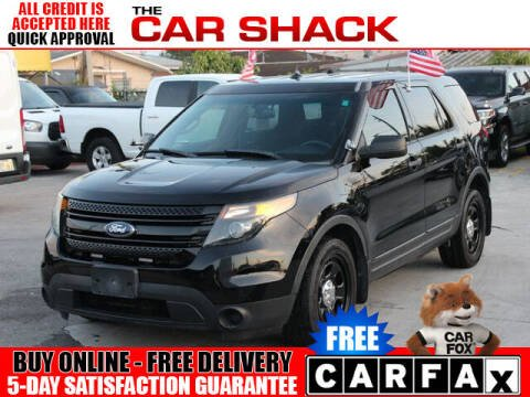 2015 Ford Explorer for sale at The Car Shack in Hialeah FL