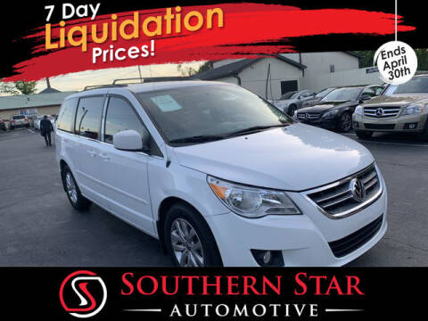 2014 Volkswagen Routan for sale at Southern Star Automotive, Inc. in Duluth GA