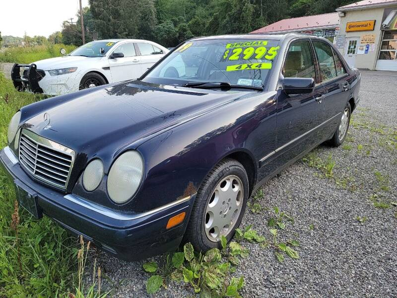 1999 Mercedes-Benz E-Class for sale at Alfred Auto Center in Almond NY