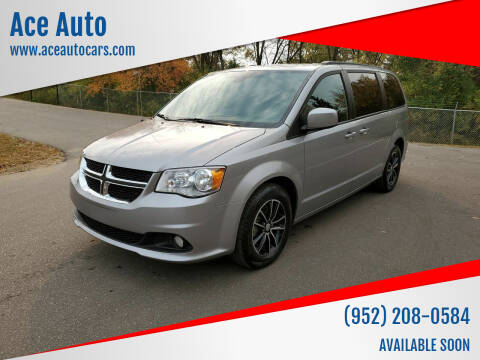 2019 Dodge Grand Caravan for sale at Ace Auto in Jordan MN