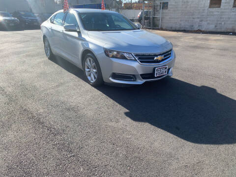 2017 Chevrolet Impala for sale at PRNDL Auto Group in Irvington NJ