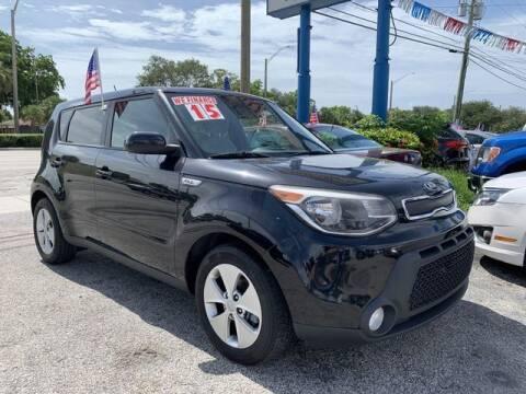 2015 Kia Soul for sale at AUTO PROVIDER in Fort Lauderdale FL