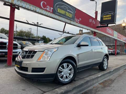 2011 Cadillac SRX for sale at Manny Trucks in Chicago IL