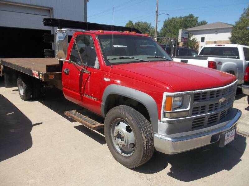 1998 Chevrolet C/K 3500 Series for sale at A Plus Auto Sales in Sioux Falls SD