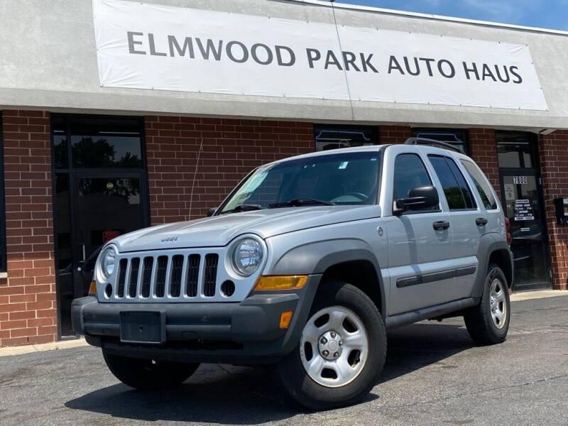 2007 Jeep Liberty for sale at Elmwood Park Auto Haus in Elmwood Park IL