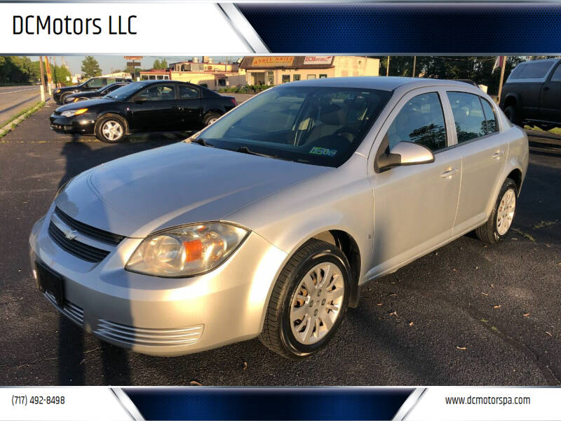 2009 Chevrolet Cobalt for sale at DCMotors LLC in Mount Joy PA
