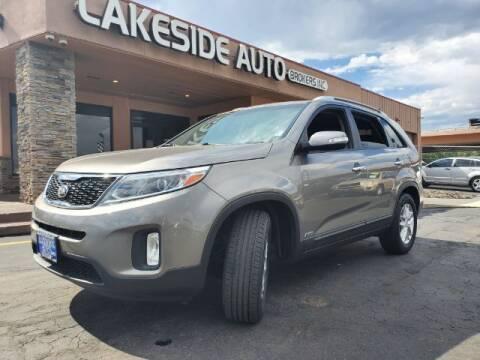 2014 Kia Sorento for sale at Lakeside Auto Brokers Inc. in Colorado Springs CO