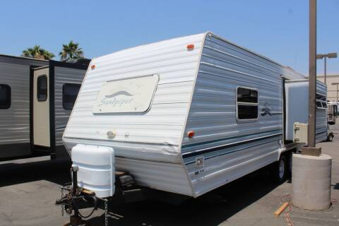 2001 Forest River Sand Piper for sale at Rancho Santa Margarita RV in Rancho Santa Margarita CA