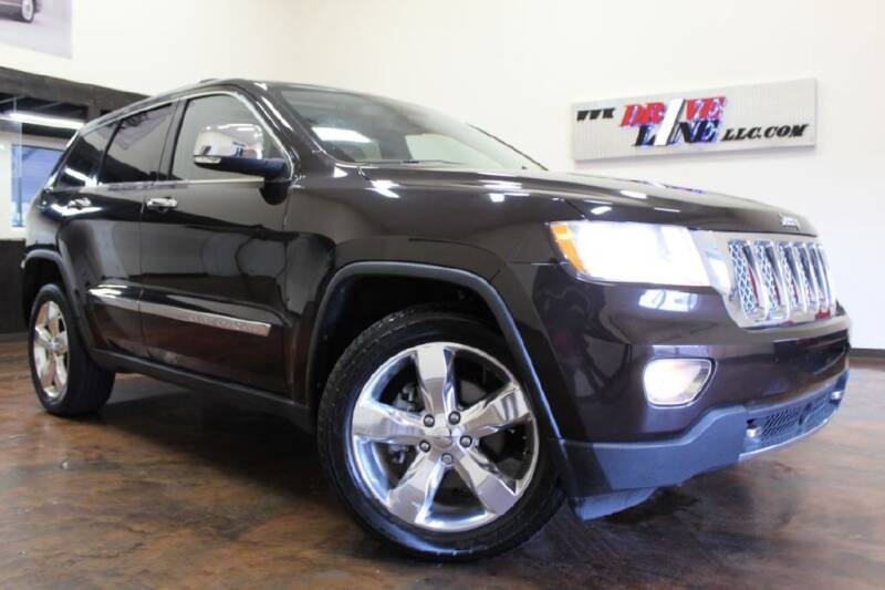 2012 Jeep Grand Cherokee for sale at Driveline LLC in Jacksonville FL