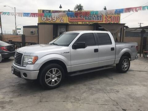2014 Ford F-150 for sale at DEL CORONADO MOTORS in Phoenix AZ