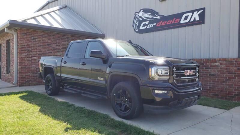 2017 GMC Sierra 1500 for sale at Car Deals OK in Oklahoma City OK
