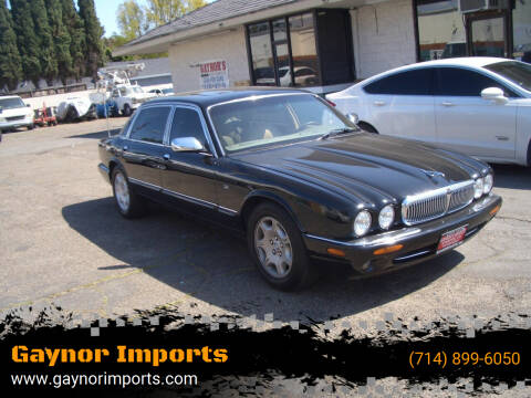 2003 Jaguar XJ-Series for sale at Gaynor Imports in Stanton CA