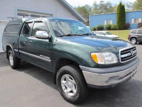 2001 Toyota Tundra for sale at Scott's Auto Wholesale LLC in Locust Grove VA