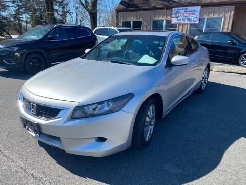 2009 Honda Accord for sale at Suburban Wrench in Pennington NJ