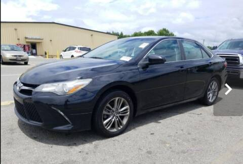 2017 Toyota Camry for sale at Dad's Auto Sales in Newport News VA