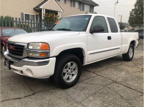 2005 GMC Sierra 1500 for sale at Chehalis Auto Center in Chehalis WA