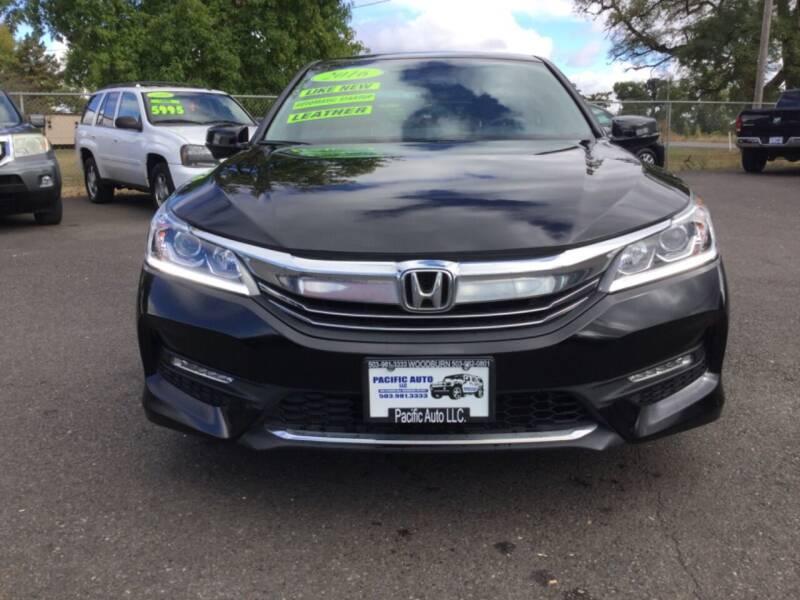 2016 Honda Accord EX-L 4dr Sedan - Woodburn OR