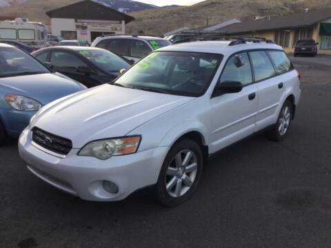 2006 Subaru Outback for sale at Small Car Motors in Carson City NV